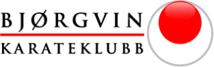 Bjørgvin karateklubb Fyllingsdalen Bergen logo
