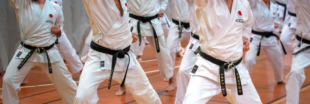 Personer som har fått svart belte hos Bjørgvin karateklubb