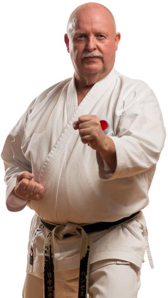 Finn Hansen Instruktor Bjorgvin Karateklubb