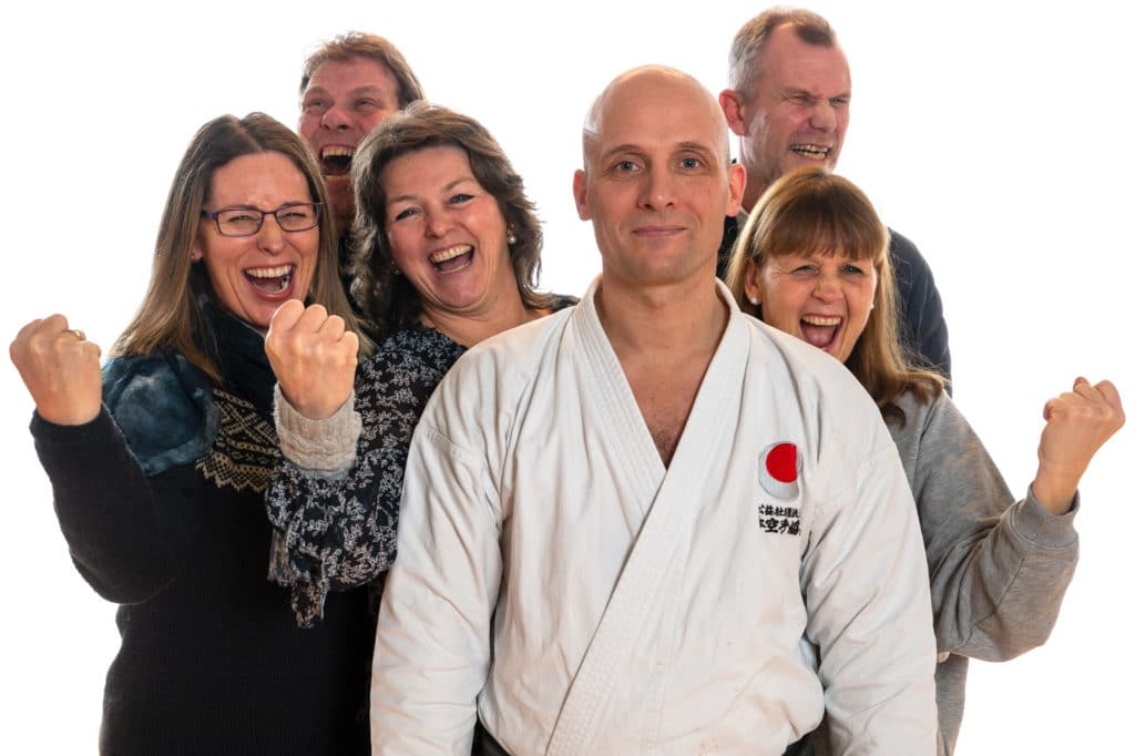 Styret Bjørgvin Karateklubb Fyllingsdalen-Bergen