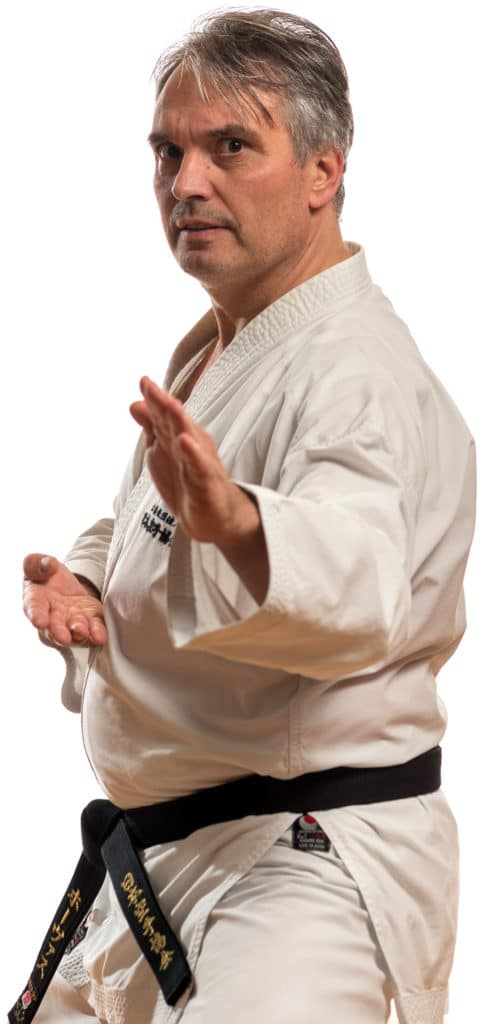 Victor Horvath Instruktør Bjørgvin karateklubb Fyllingsdalen Bergen