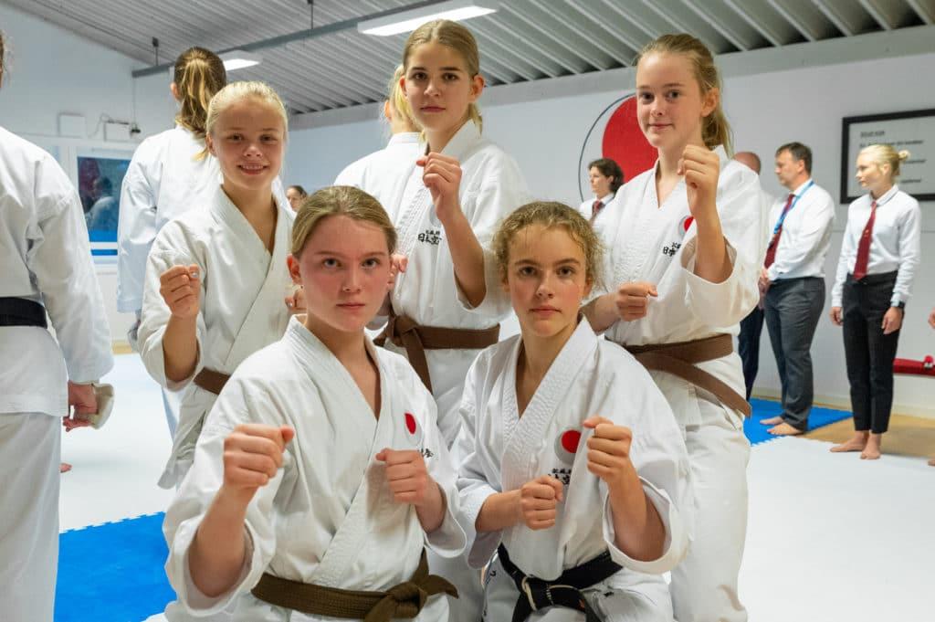 Fight night 3 - Mariell, Thora, Anna, Sine og Christina
